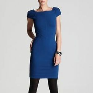 Diane Von Furstenberg Helen Cap Sleeve Dress